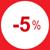 5% auf alle Bestellungen
